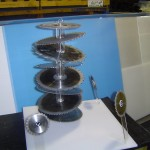 Saw Blade Product Displays