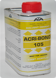 105-ACRI-BOND Solvent Cement Adhesives