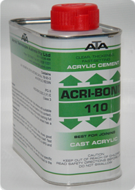 110-ACRI-BOND Solvent Cement Adhesives