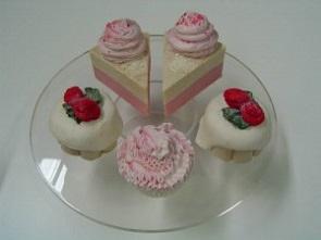 custom made cake stands