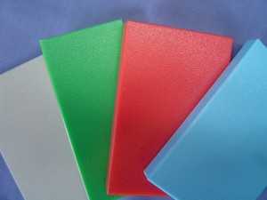 HDPE High Density Polyethylenes Chopping Boards