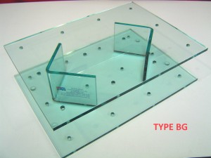 TYPE BG Rectangle Cake Pop Stand