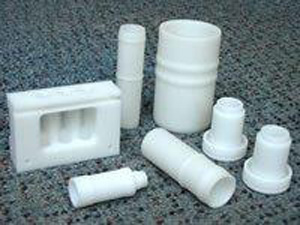 Machined Polyester Parts