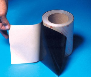 strips Acetal adhesive-backed