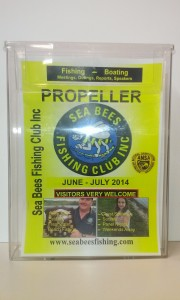 Brochure Holders - Pacific West Plastics